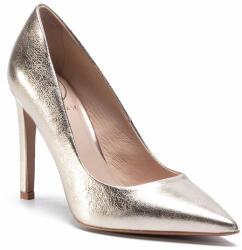 Baldowski Pantofi cu toc subțire D00580-1451-132 Auriu