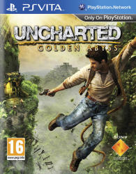 Sony Uncharted Golden Abyss (PS Vita)