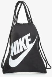Nike Sac Nk Heritage Drawstring - Fa21 Femei Saci de umăr DC4245-010 Negru ONE SIZE