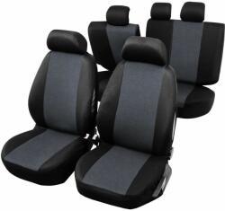 RoGroup Huse Scaune Auto Nissan Qashqai - RoGroup cu airbag pt bancheta rabatabila fractionata, 9 bucati