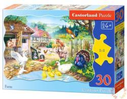 Castorland Farm 30 db-os (B-03310)