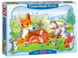 Castorland Bambi 30 db-os (B-03266)