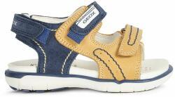 Geox - Sandale din piele pentru copii B154LC. 022CL. S. DE. 20.23 (B154LC.022CL.S.DE.20.23)