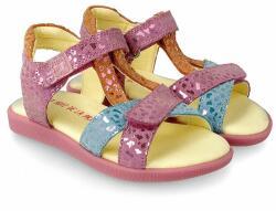 Agatha Ruiz de la Prada - Sandale din piele intoarsa pentru copii 212935 (212935)