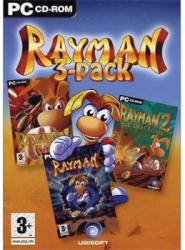 Ubisoft Rayman 3-Pack (PC)