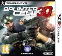 Ubisoft Tom Clancy's Splinter Cell 3D (3DS)