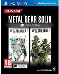 Konami Metal Gear Solid HD Collection (PS Vita)