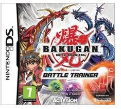 Activision Bakugan Battle Brawlers Battle Trainer (Nintendo DS)