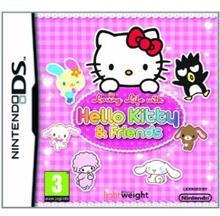Rising Star Games Hello Kitty and Friends (Nintendo DS)