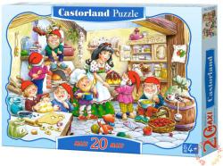 Castorland Hófehérke 20