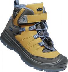 KEEN Redwood MID WP C sárga / Gyerek cipő: 29