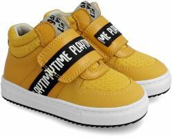 Garvalin - Gyerek cipő - sárga 22