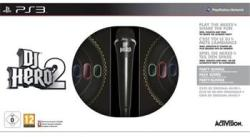 Activision DJ Hero 2 [Party Bundle] (PS3)