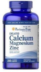 Puritan's Pride Chelated Calcium-magnézium tabletta (100 db)