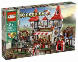 LEGO Kingdoms Royal Lovagi torna 10223