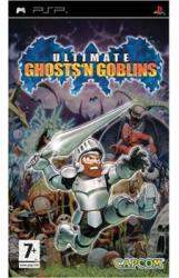 Capcom Ultimate Ghosts 'n Goblins (PSP)