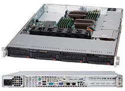 Supermicro CSE-815TQ-600UB