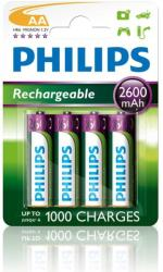 Philips AA 2600mAh (4) R6B4B260