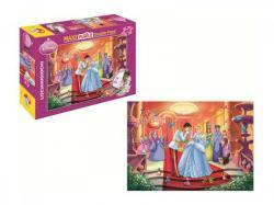 Disney Maxi puzzle - Hamupipőke 108 db-os