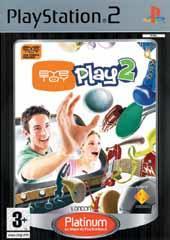 Sony EyeToy Play 2 [Platinum] (PS2)