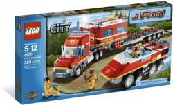 LEGO City - Tűzoltó kamion (4430)