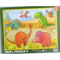 Trefl Dinoszauruszok 6 (31075)