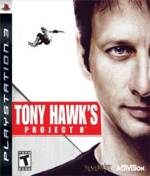 Activision Tony Hawk's Project 8 (PS3)