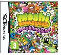 Activision Moshi Monsters Moshling Zoo (Nintendo DS)