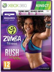 Majesco Zumba Fitness Rush (Xbox 360)