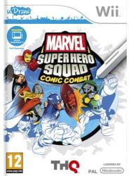 THQ Marvel Super Hero Squad Comic Combat (Wii)