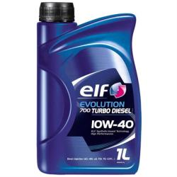 Elf Evolution 700 Turbo Diesel 10W-40 (1L)