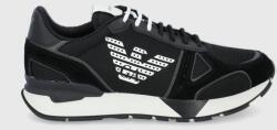 Giorgio Armani - Cipő - fekete Férfi 45 - answear - 82 990 Ft
