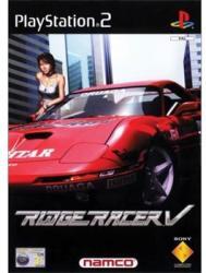 Namco Bandai Ridge Racer V (PS2)