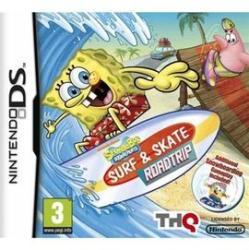 THQ SpongeBob Surf & Skate Roadtrip (Nintendo DS)