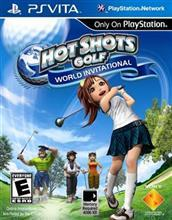 Sony Hot Shots Golf World Invitational (PS Vita)