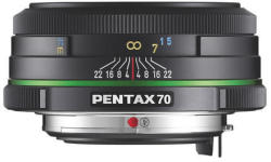 Pentax SMC PENTAX DA 70mm f/2.4 Limited