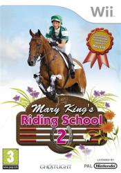 Midas Mary King's Riding School 2 (Wii)
