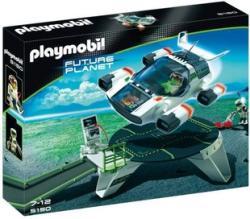 Playmobil E-Rangers sugárhajtású jármű kilövő állomással (5150)