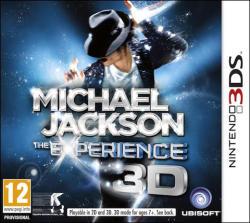 Ubisoft Michael Jackson The Experience 3D (3DS)