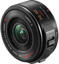 Panasonic H-PS14042E Lumix G X Vario PZ 14-42mm f/3.5-5.6 Asph. / POWER O.I.S.