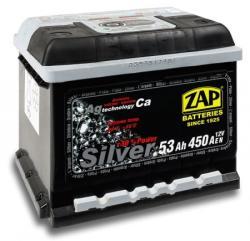 ZAP 12V 53Ah 450A jobb+ (55325)