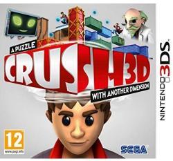 SEGA Crush 3D (3DS)