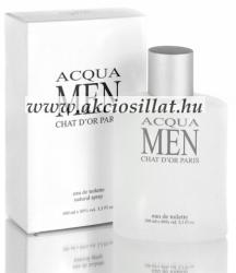 Chat D'Or Acqua Men EDT 100ml