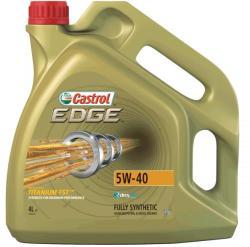 Castrol Edge 5W-40 Titanium FST (4L)