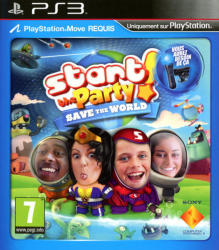 Sony Start the Party! Save The World (PS3)