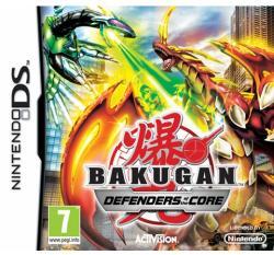 Activision Bakugan Battle Brawlers Defenders of the Core (Nintendo DS)
