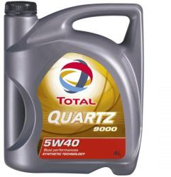 Total 5W40 Quartz 9000 (4 L)