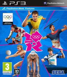 SEGA London 2012 (PS3)