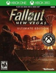 Bethesda Fallout New Vegas [Ultimate Edition] (Xbox 360)