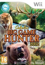 Activision Cabela's Big Game Hunter 2012 (Wii)